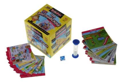 Семейная настольная игра Brain Box Сундучок Знаний Учим английский