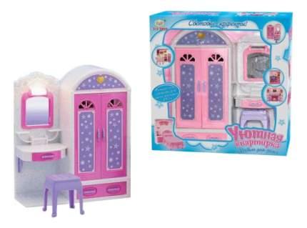 Уютная квартирка для кукольного дома S+S Toys