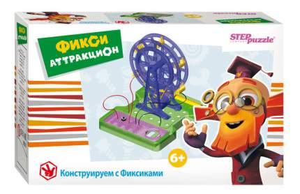 Семейная настольная игра Step Puzzle Фикси-аттракцион 76152
