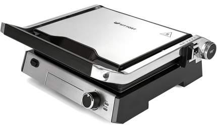 Электрогриль Kitfort KT-1602 Silver/Black