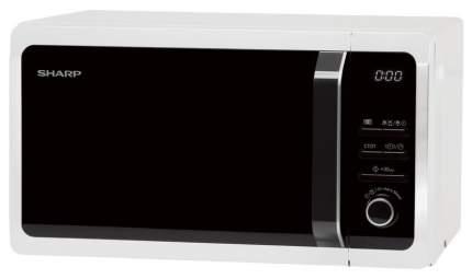 Микроволновая печь соло Sharp R-2852RW white