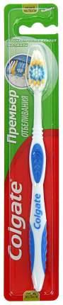 Зубная щетка Colgate Премьер отбеливания средняя