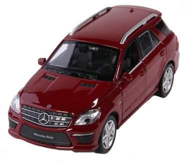 Модель машины MSZ Mercedes-Benz (CP-68339-R)