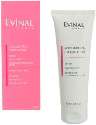 Крем для рук Evinal С экстрактом плаценты 75 мл