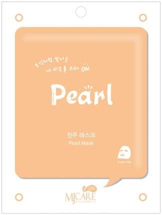 Маска для лица MJ CARE Pearl Mask 22 г