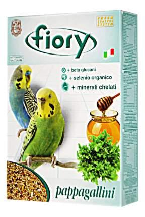 Основной корм FIORY Pappagallini для волнистых попугаев 1000 г, 1 шт