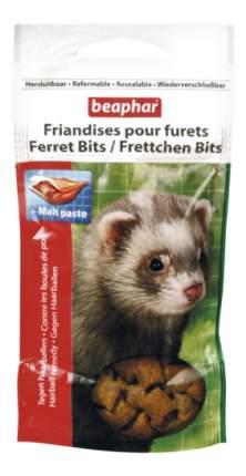 Подушечки Beaphar Ferret Bits с мальт-пастой для хорьков, 35 г
