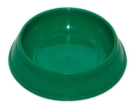 Одинарная миска для кошек Дарэлл, пластик, в ассортименте, 0,25 л
