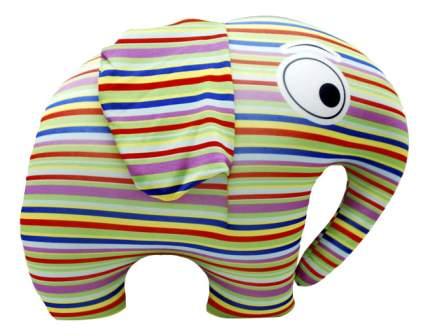 Игрушка-антистресс Оранжевый кот Полосатый слон
