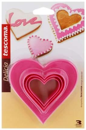 Набор для выпечки Tescoma Delicia 630862 Розовый
