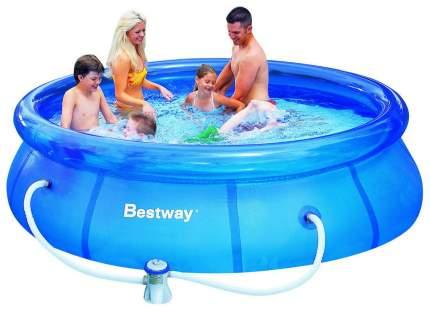 Бассейн надувной Bestway Fast Set 57109