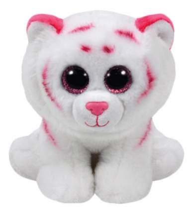 Мягкая игрушка TY Classic Тигр Tabor розово-белый, 33 см
