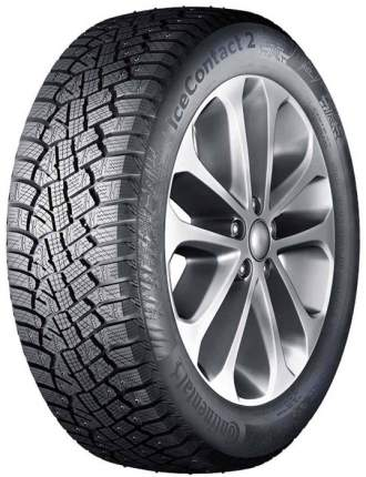 Шины Continental ContiIceContact 2 KD 225/50 R17 98T 347039