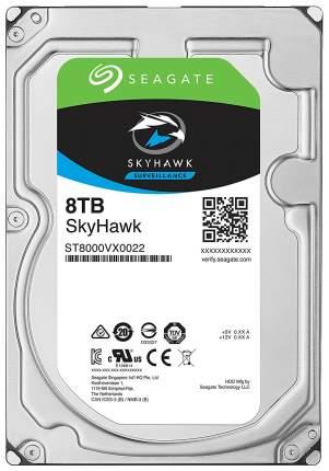 Внутренний жесткий диск Seagate 8TB (ST8000VX0022)