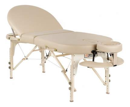 Массажный стол складной US Medica Malibu beige