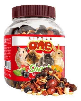 Лакомство для грызунов Little One витаминизированный, 180г