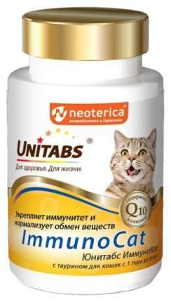Витаминный комплекс для кошек Unitabs ImmunoCat, с Таурином120 таб