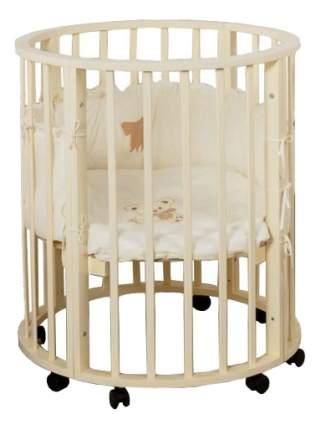 Кровать Incanto Mimi 7 в 1 слоновая кость