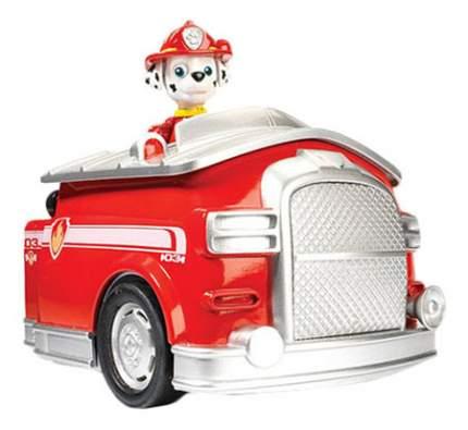 Игровой набор Щенячий патруль PAW Patrol Машина-трансформер со звуком и светом красная