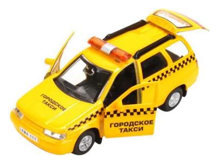 Городской транспорт Технопарк Lada 111 Такси