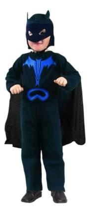 Костюм Snowmen Бэтмен с маской 4-6 лет Е6336-2