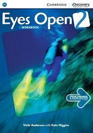 Eyes Open 2 WB + Onl Practice