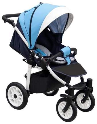 Прогулочная коляска Camarelo Eos E-05 голубая с серым
