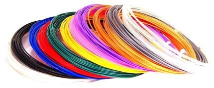 Набор пластика Spider Pen PLA для 3D ручек 12 цветов