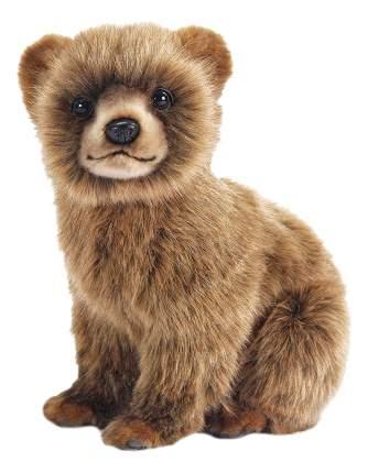 Мягкая игрушка Hansa 7037 Медвежонок коричневый 24 см