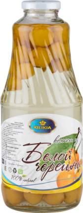 Компот Kilikia из белой черешни 1 л
