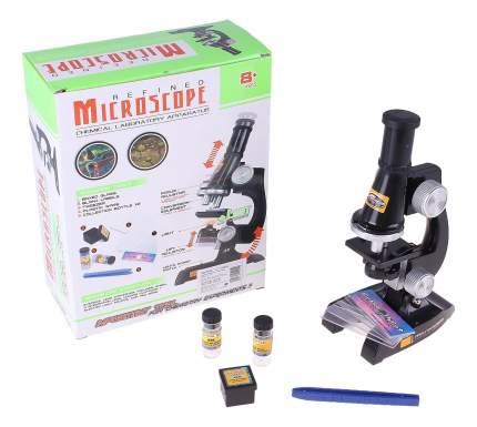 Микроскоп. Набор для исследований Юный биолог Shantou Gepai ZY142000