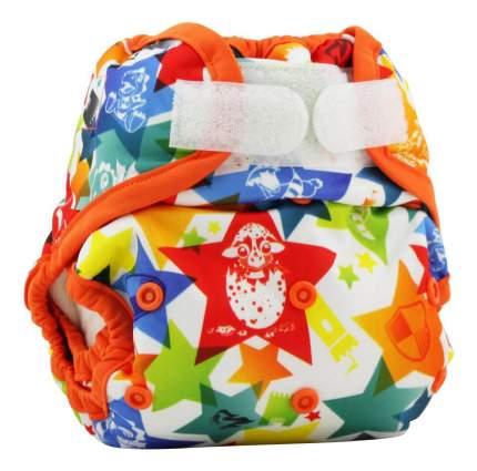 Трусики многоразовые 3-16 кг, One Size Aplix Cover Dragons Fly/Poppy Kanga Care