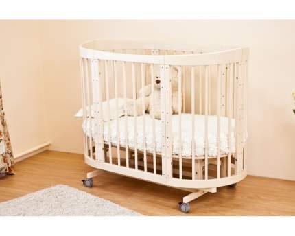Кровать-трансформер Красная Звезда Паулина-2 С422 (слоновая кость)