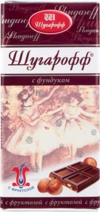 Шоколад Шугарофф с фундуком с фруктозой 80 г