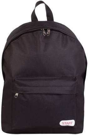 Рюкзак детский Staff Стрит черный