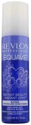 Кондиционер для волос Revlon Professional Equave Instant Beauty Blonde Detangling 200 мл