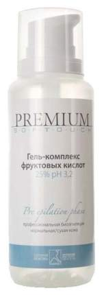 Скраб для тела Premium Softouch Комплекс фруктовых кислот 25% 200 мл