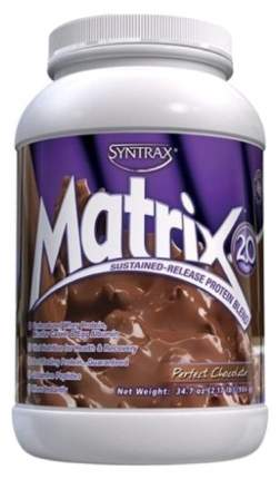 Протеин Syntrax Matrix 2.0, 907 г, perfect chocolate
