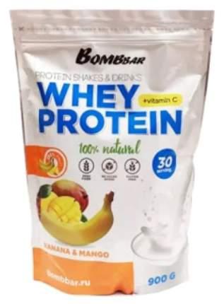 Протеин Bombbar Whey Protein 900 г Banana & Mango