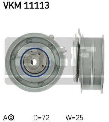 Ролик автомобильный SKF VKM11113