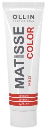 Краска для волос Ollin Professional Matisse Color Красный 100 мл
