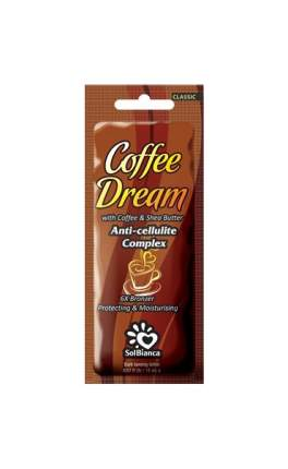 Средство для солярия SolBianka Coffee Dream 15 мл