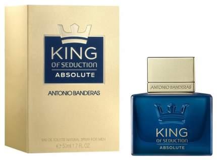 Туалетная вода Antonio Banderas King Of Seduction Absolute 50 мл