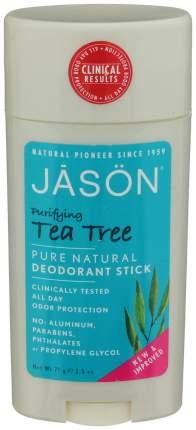 Дезодорант Jason Purifying Tea Tree Deodorant Stick 71 г