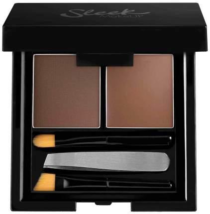 Тени для бровей Sleek MakeUP Brow Kit Medium 3,8 г