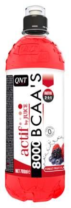 Напиток с BCAA QNT Actif by Juice BCAA's 8000 700 мл лесные ягоды