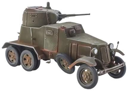 Модели для сборки Zvezda 3617 советский бронеавтомобиль БА-10 масштаб 1:35