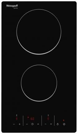 Встраиваемая варочная панель электрическая Weissgauff HV 32 B Black