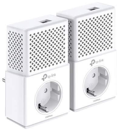 Комплект сетевых адаптеров powerline TP-Link TL-PA7010PKIT AV1000