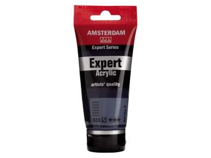 Акриловая краска Royal Talens Amsterdam Expert №533 индиго 75 мл
